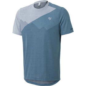Ziener Eefan Shirt Herr eclipse blue